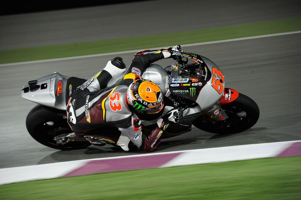 Victorias de Tito Rabat y Jack Miller en el GP de Qatar
