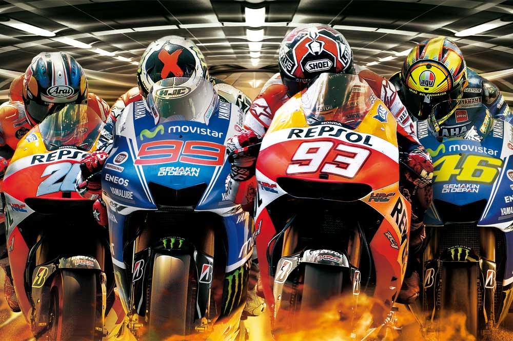 La Guía Oficial MotoGP 2014, ya en los quioscos