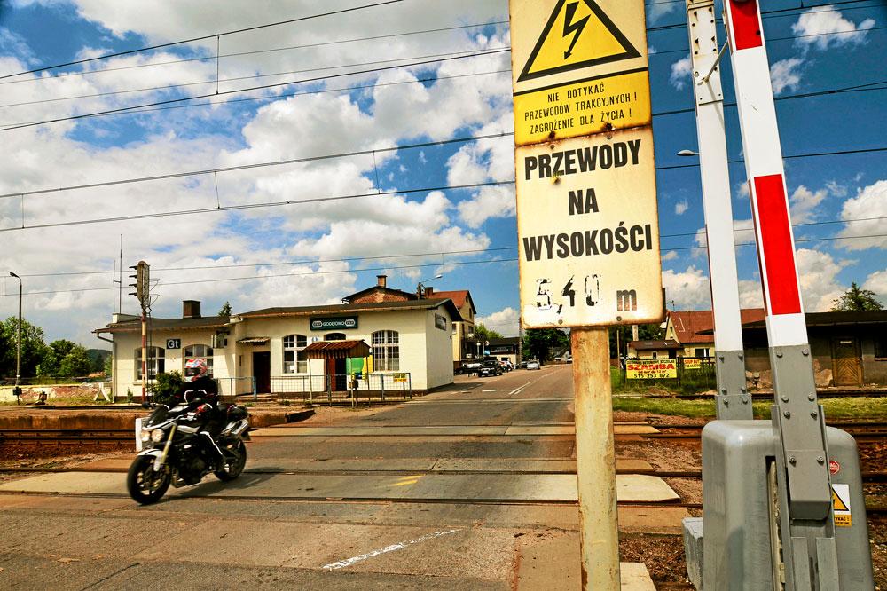 Turismo: Polonia en moto