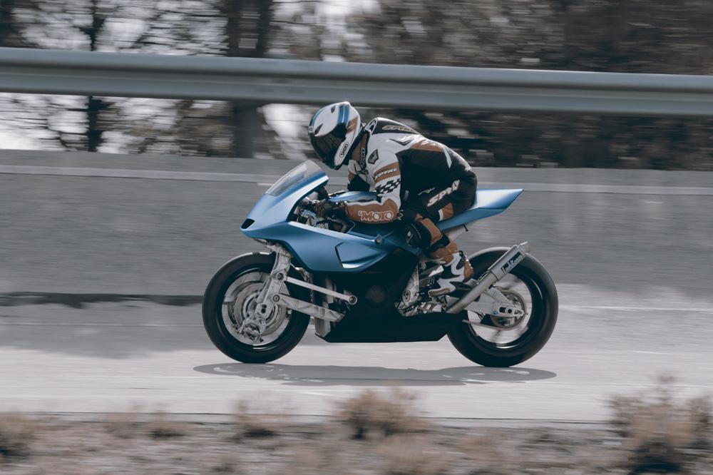 La Moto2 avanza con la carrocería