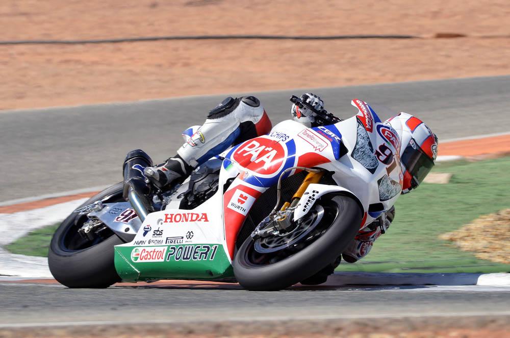 El Pata Honda Team completa tres días de test en Cartagena