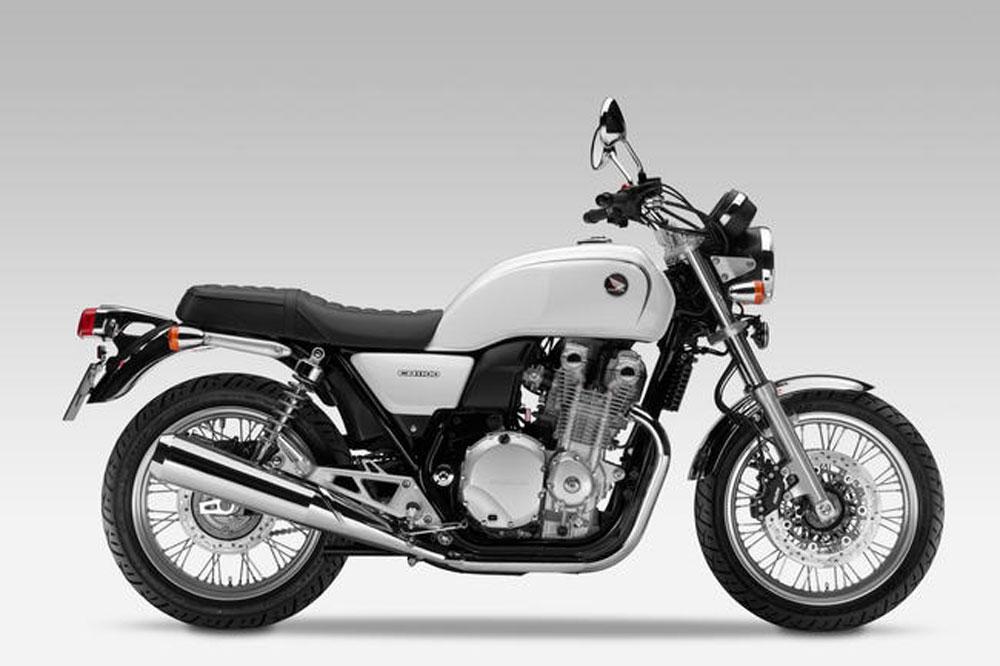 Honda anuncia la disponibilidad de la CB1100EX