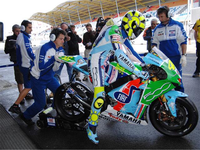 Rossi busca la confirmación
