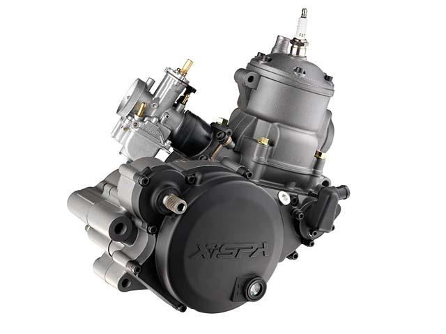 Xispa fabricará una moto de trial de 250 cc