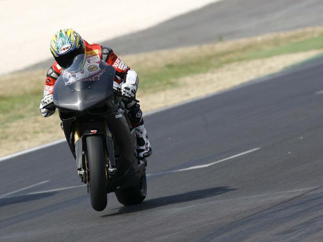 1200 cc, también en el AMA de SBK