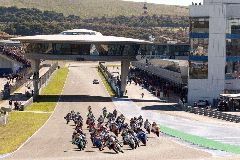 Horarios del FIM CEV Repsol de Jerez