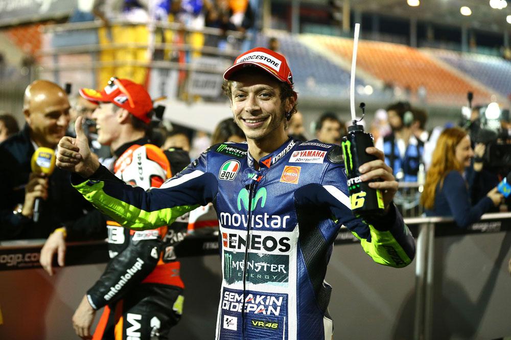¿Ha vuelto Rossi?