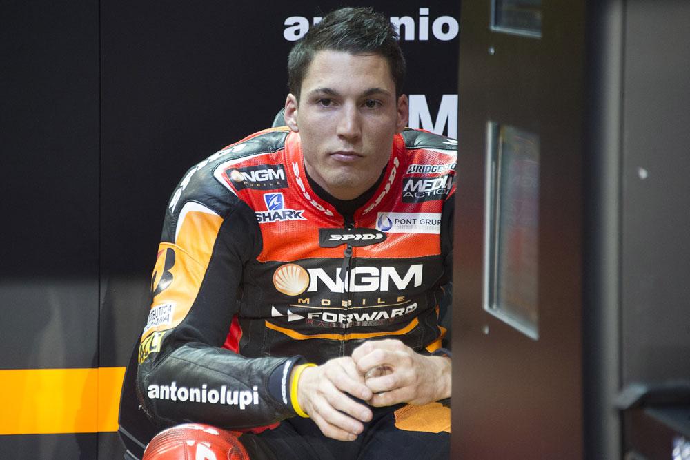 Aleix Espargaró: La gente en MotoGP quiere espectáculo y creo que ahora mismo lo hay