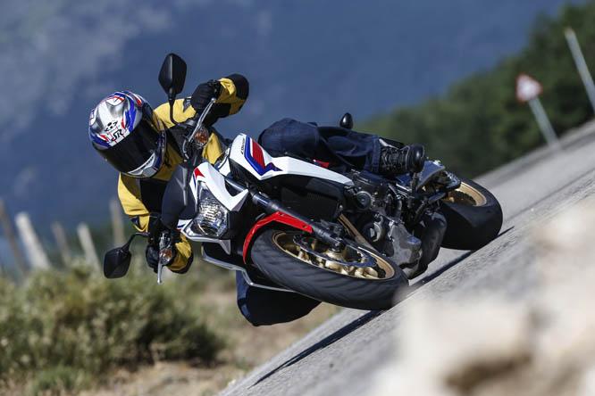 Honda CB650F ABS. Prueba