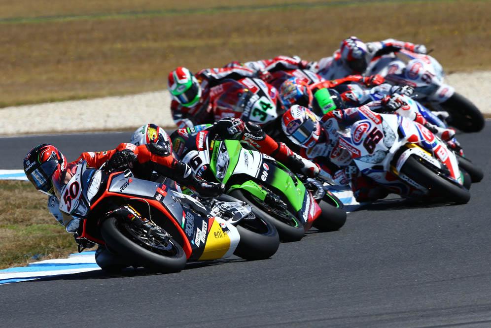 MotorLand Aragón acoge la segunda prueba del Mundial de SBK