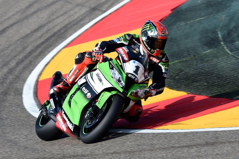 Sykes y Kawasaki arrasan en MotorLand