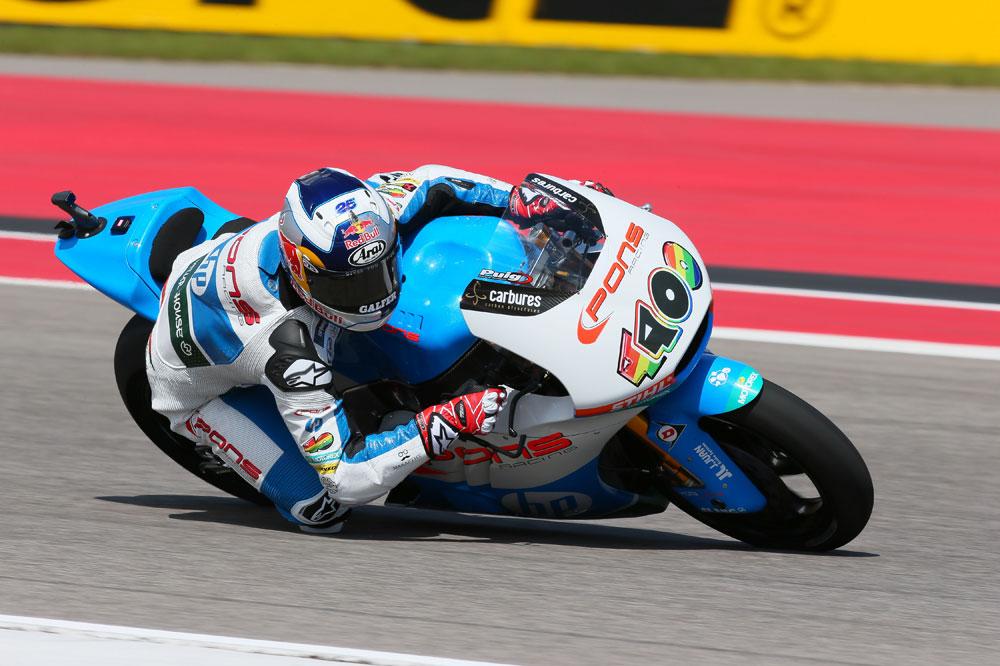 Maverick Viñales y Jack Miller se imponen en Moto2 y Moto3