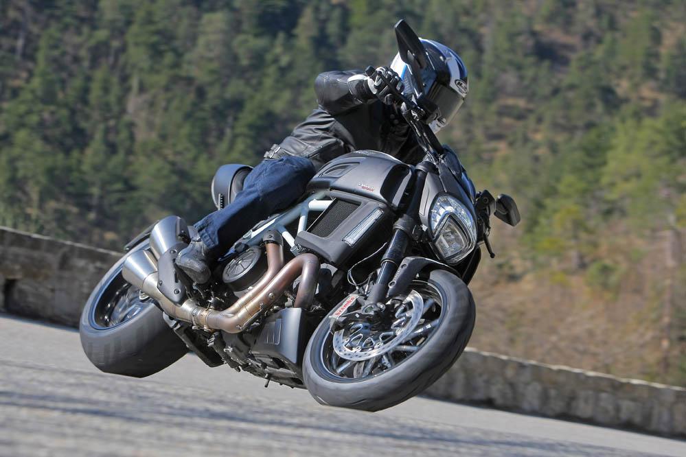 Ducati Diavel 2014. Prueba