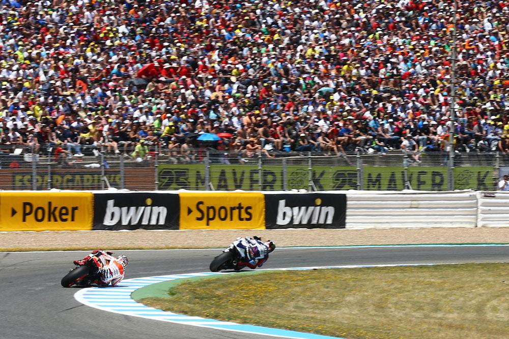 Consigue tu entrada VIP para el GP de Jerez