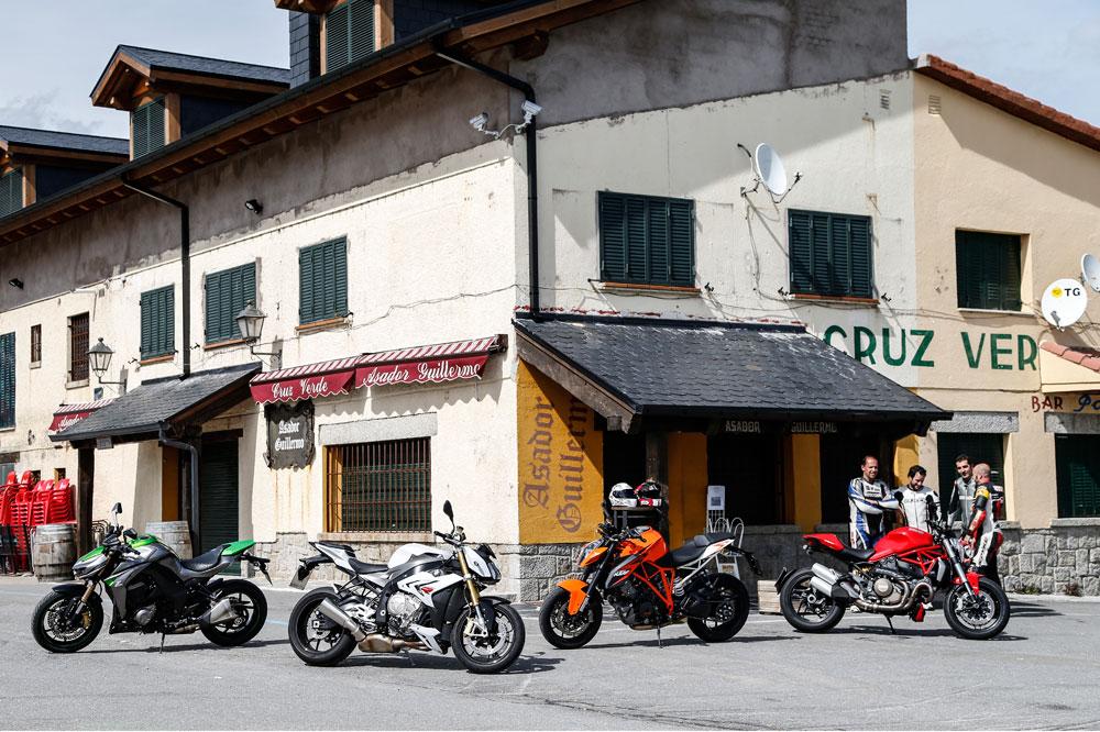 Motociclismo 2.407: Contenidos de la revista