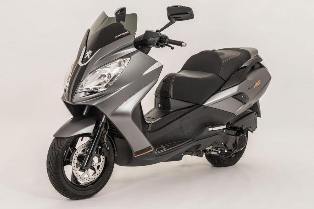 Tu scooter Peugeot, desde solo dos euros al día