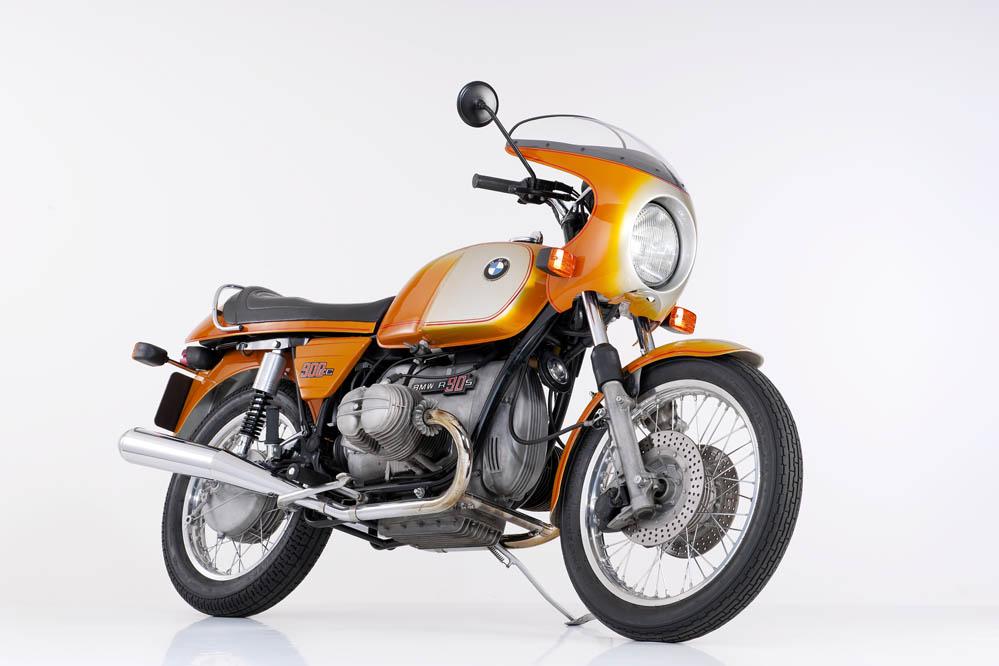 BMW R 90 S 1973-1976