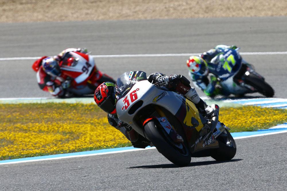 Mika Kallio se reencuentra con el triunfo en Jerez