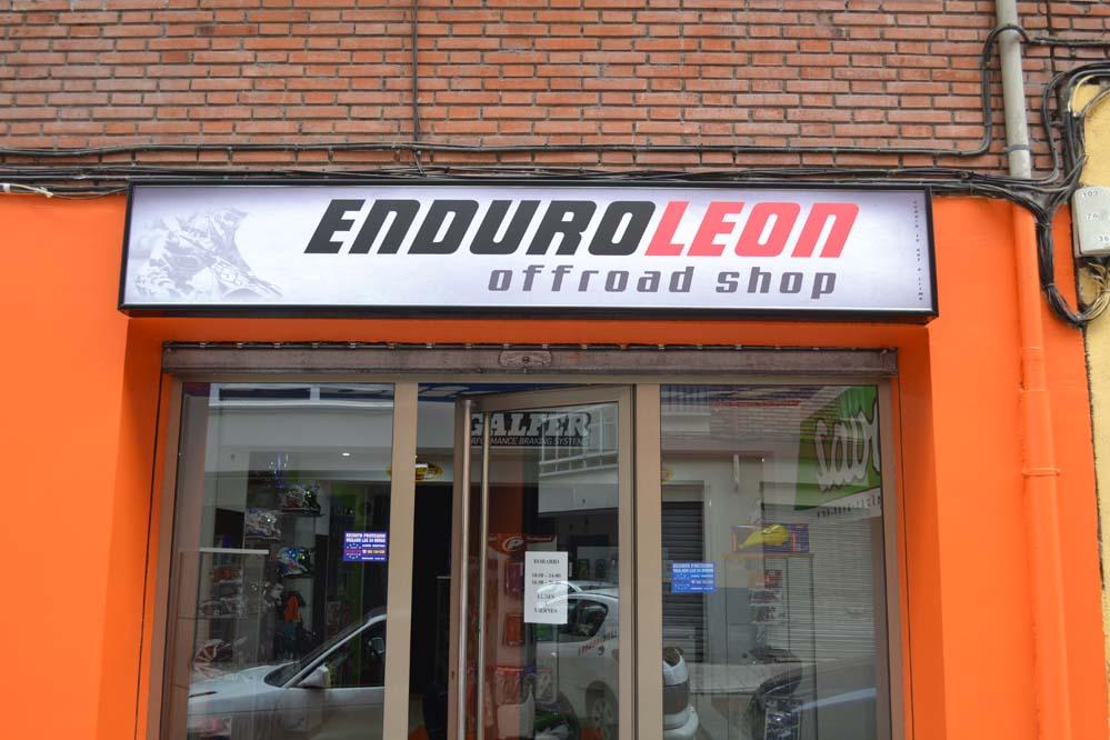 Nueva tienda off road en León