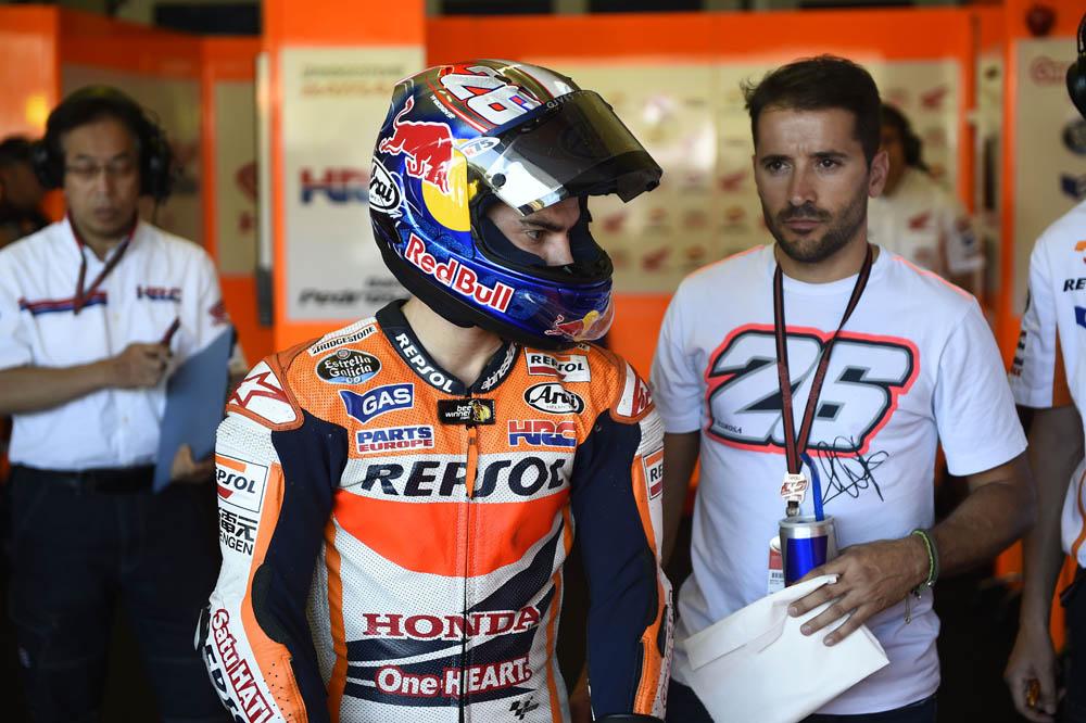 Dani Pedrosa podrá competir en Le Mans, aunque no al 100%