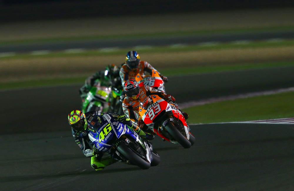 Bridgestone pide a Dorna adelantar el horario del GP de Qatar de MotoGP