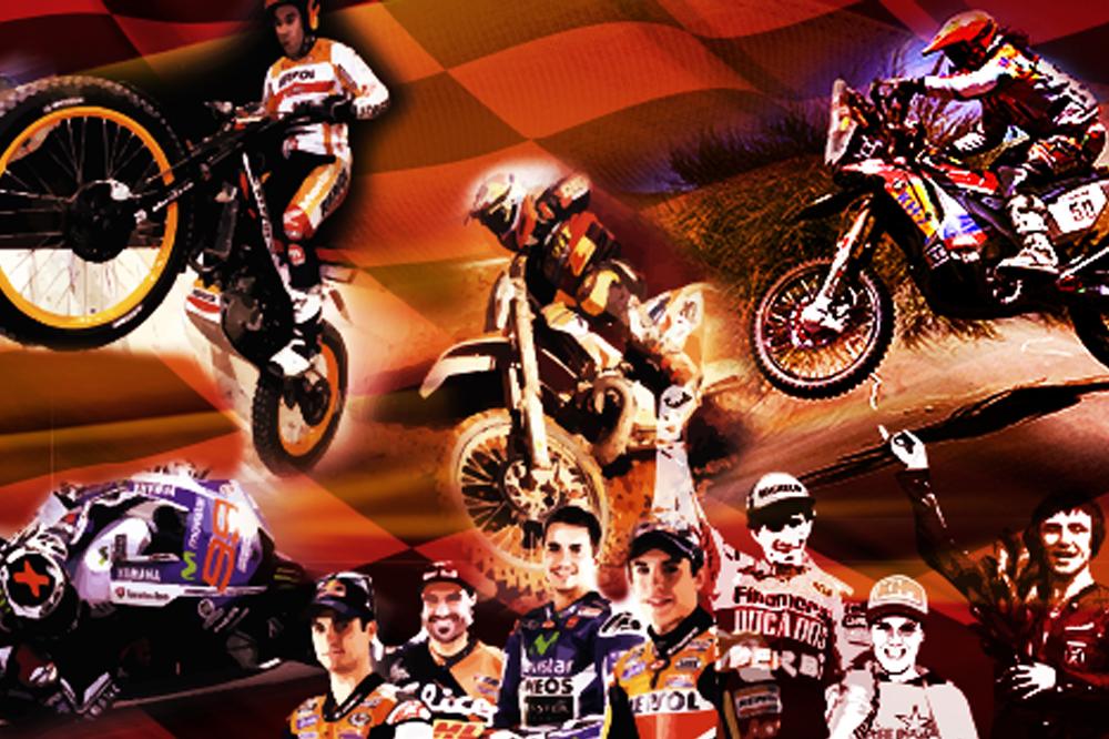 El motociclismo español, como Premio Príncipe de Asturias del Deporte