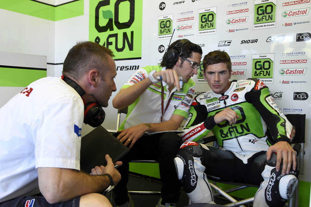 Entrevista a Cristian Gabarrini, responsable del proyecto de la Honda RCV1000R