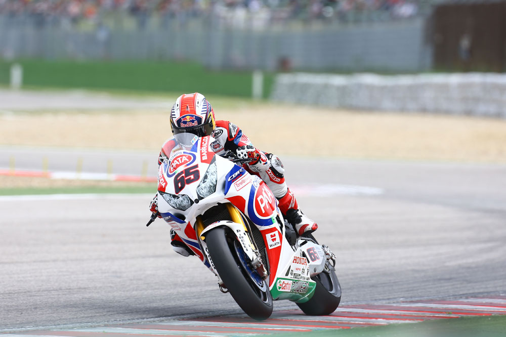 Jonathan Rea lidera el test post carrera en Imola