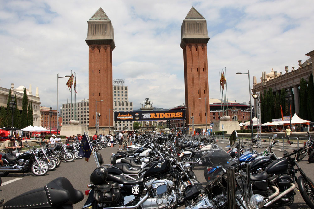 Vuelve el Barcelona Harley Days