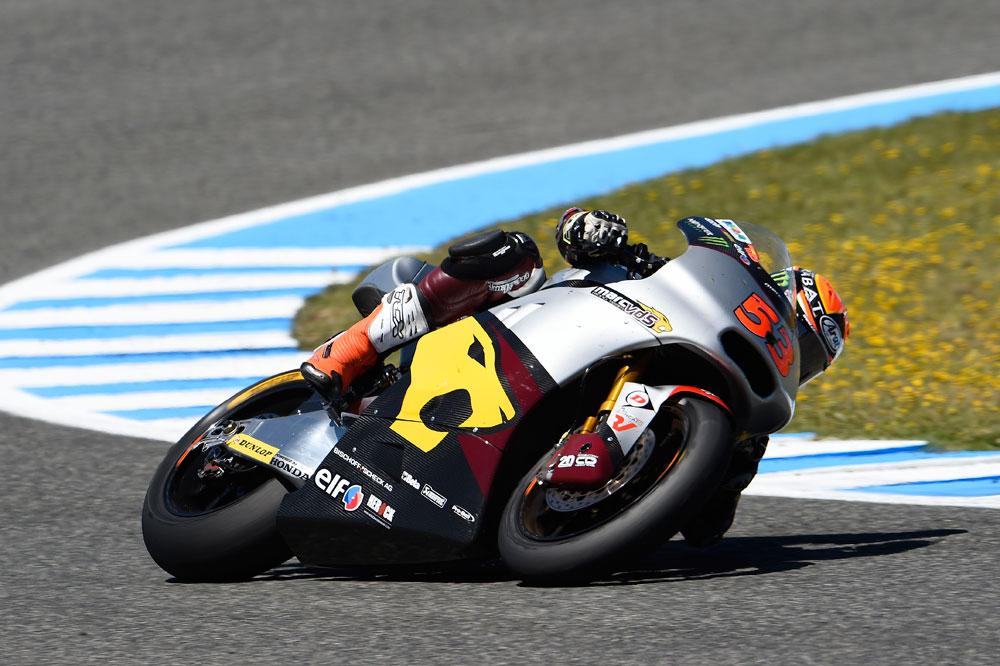 Tito Rabat comanda el FP1 de Moto2