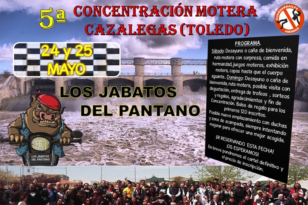 V Concentración Motera Los Jabatos del Pantano