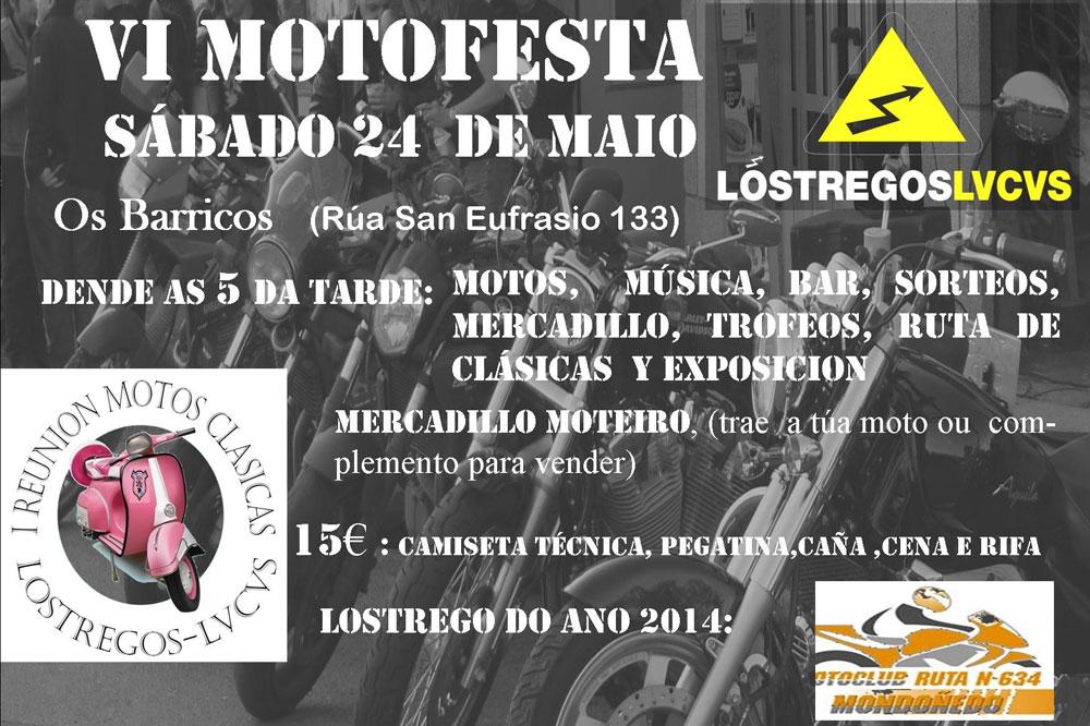 VI Motofiesta Lóstregos-Lvcvs
