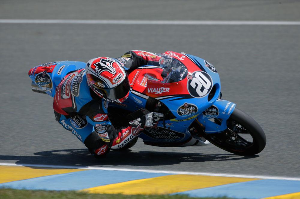 Fabio Quartararo gana la primera carrera del CEV celebrada fuera de España