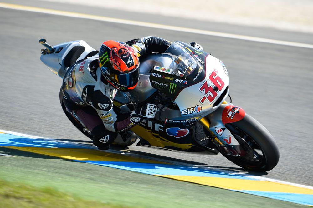 Mika Kallio y Jack Miller se imponen en el GP de Francia
