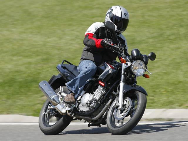 La Yamaha YBR 250 recibe un descuento de 500 euros