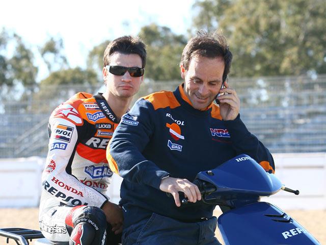 Alberto Puig podría firmar con KTM para 2008