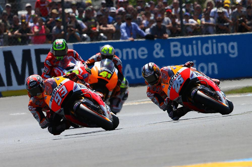 La Gran Prix Comission aprueba el uso de discos de freno de 340 mm en MotoGP