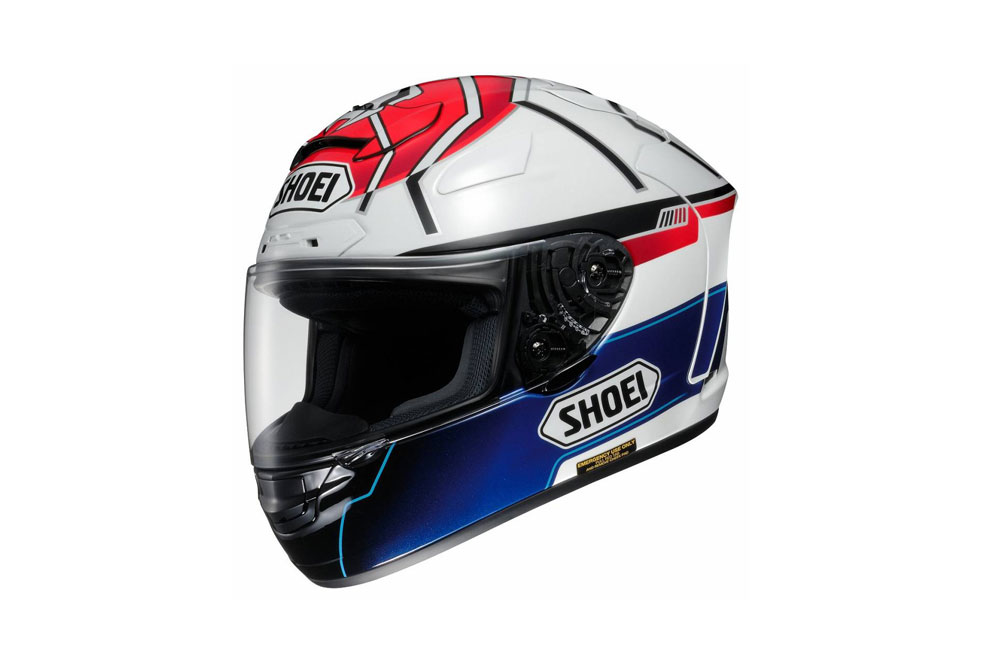 Shoei X-Spirit II Márquez Motegi