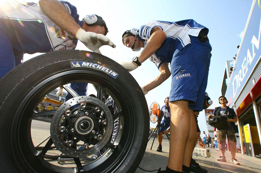 Michelin, suministrador oficial de neumáticos de MotoGP a partir de 2016