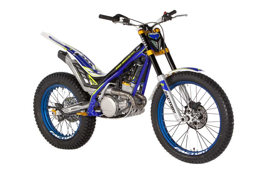 Sherco Factory Racing 2014