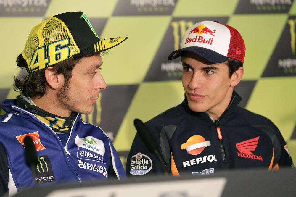 Carlo Pernat: Ser tan grande como Rossi en todo el mundo será lo más difícil para Márquez