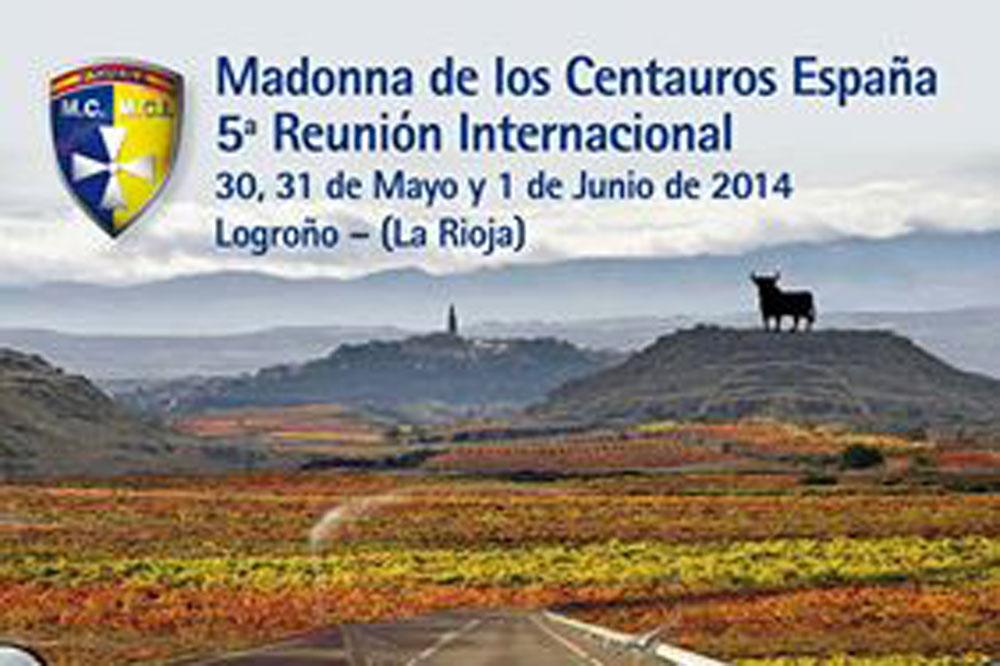 V Reunión Internacional Madonna de los Centauros