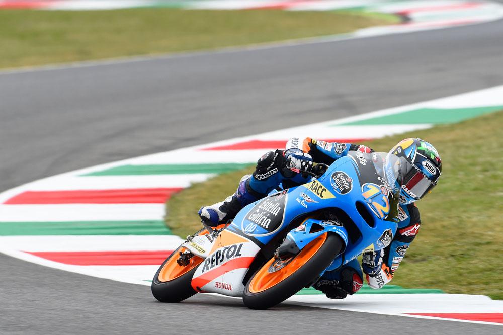 Alex Márquez extiende su dominio al FP3 de Moto3