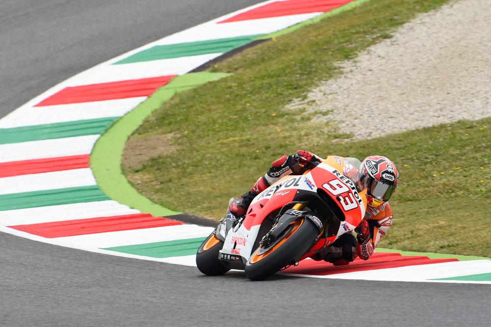 Nueva pole para Marc Márquez en MotoGP