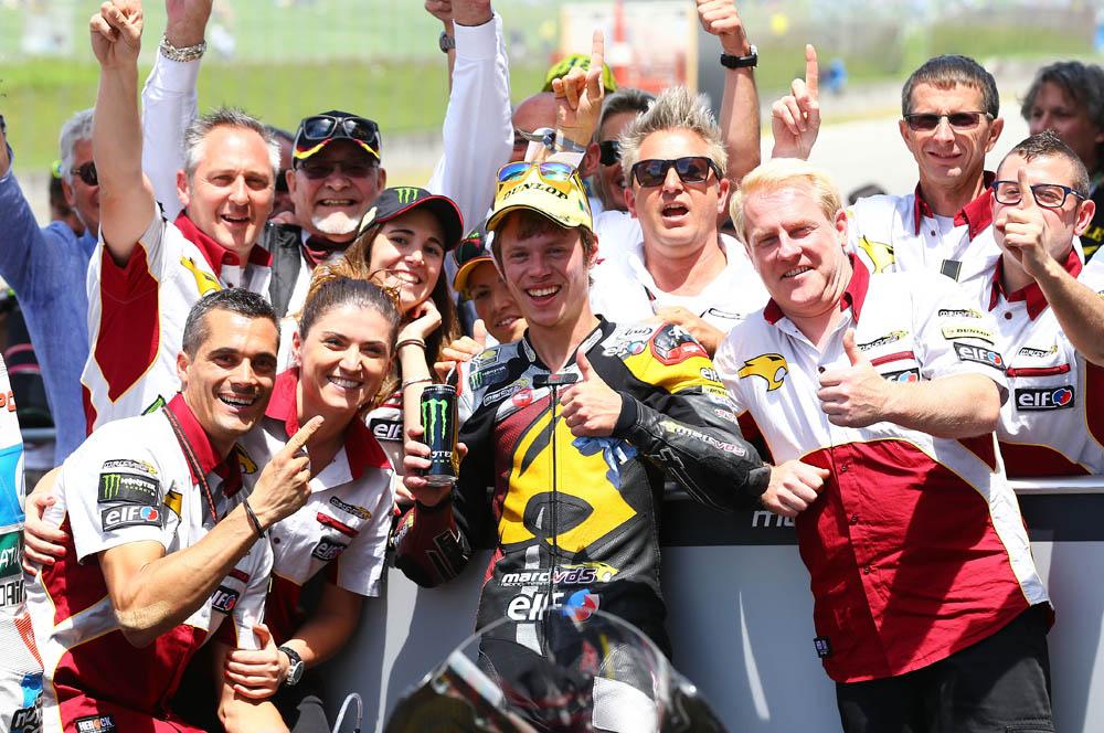 Tito Rabat: Es bueno ganar antes de regresar a España, pero aun faltan muchas carreras