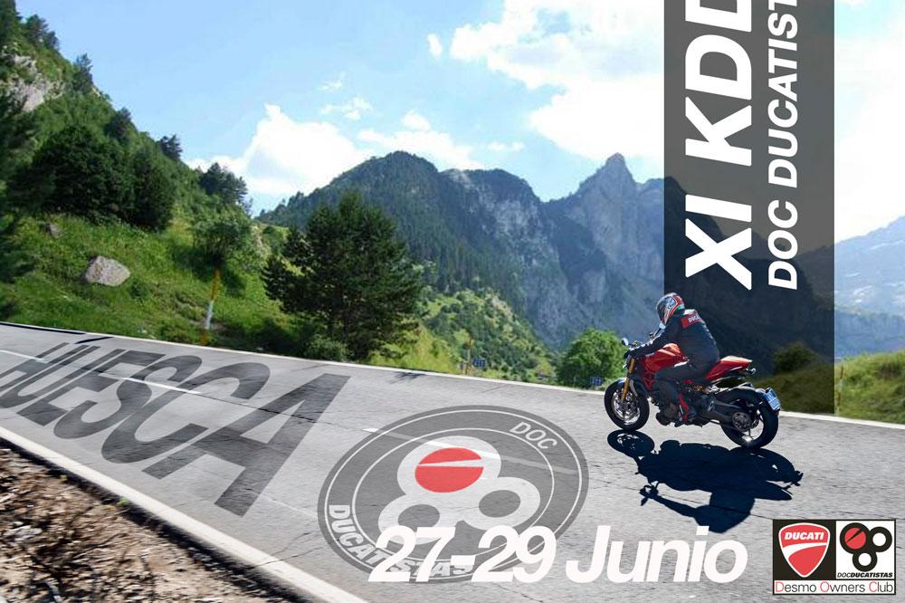 XI Quedada DOC Ducatistas