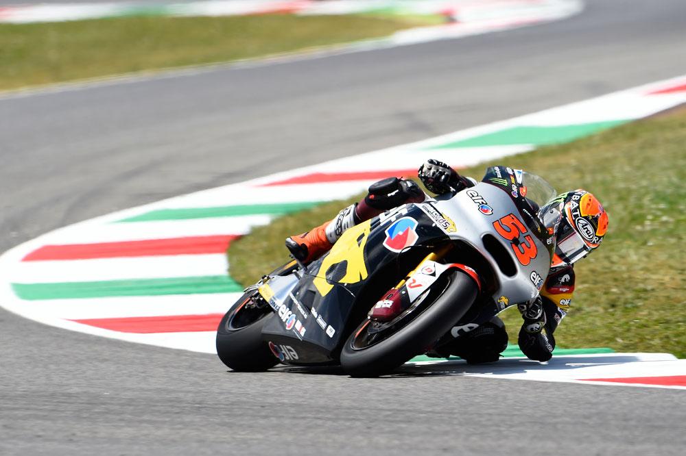 Test de Moto2 y Moto3 en Mugello