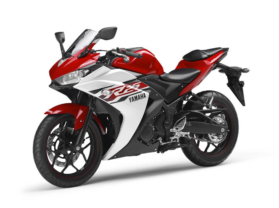 Nueva Yamaha R25