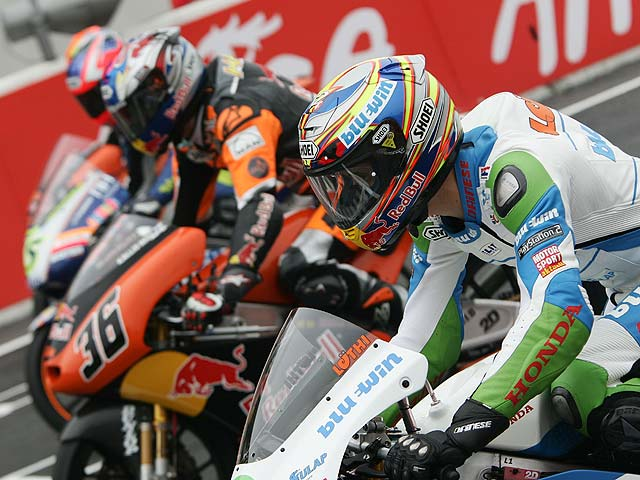 ¿GP de San Marino?