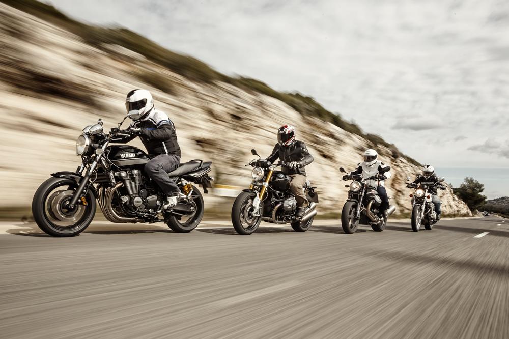 Motociclismo 2414: Contenidos de la revista